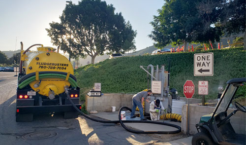 San Diego Commercial Septic Tank Service