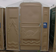 Handicapped Portable Toilet