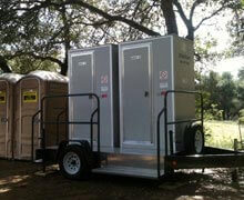 Solar Powered Restrooms San Diego Luxury Toilets Deluxe Portable Restrooms