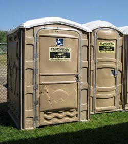 Portable Toilet Rental San Diego