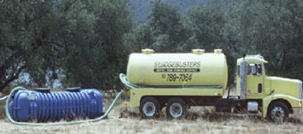 Septic Tank Wastage Hold Service