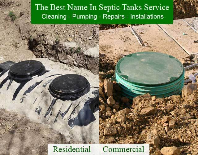 Septic Tank Service in San Diego County Pumping Installation