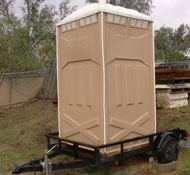 Mobile Toilet Rental